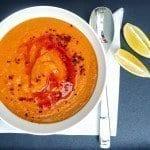 Rød linsesuppe / Et kjøkken i Istanbul