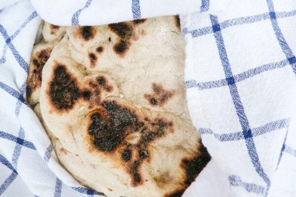 Mykt pannebrød [oppskrift] - Et kjøkken i Istanbul