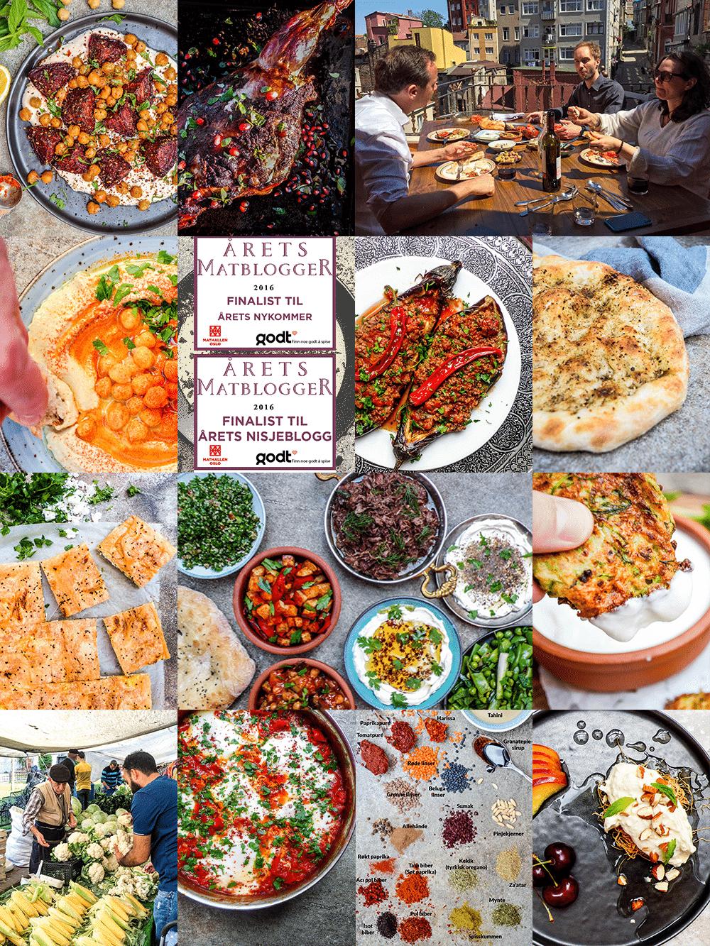 Et kjøkken i Istanbul ett år