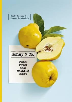 Honey & Co: Food from the Middle East av Sarit Packer & Itamar Srulovich