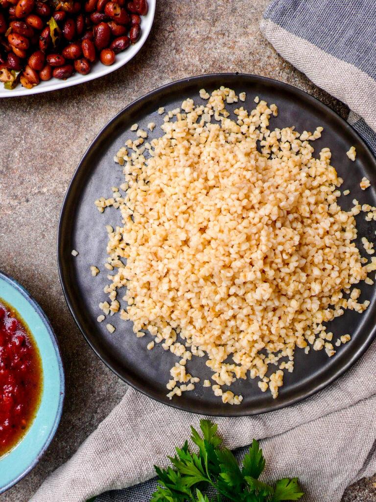 Hvordan koke bulgur – oppskrift og fremgangsmåte / Et kjøkken i Istanbul