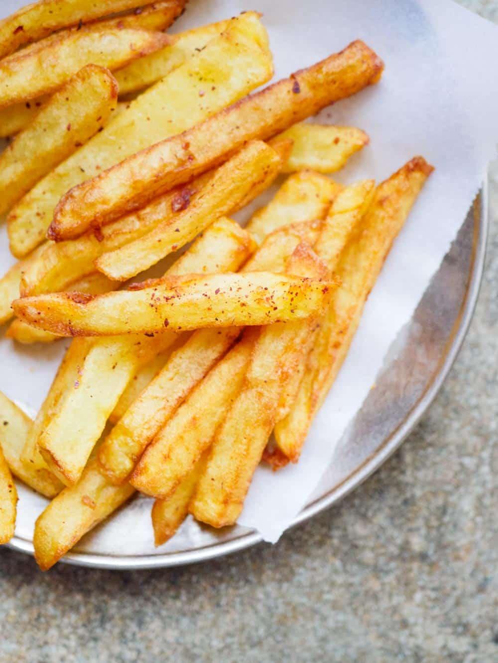 Chips - oppskrift / Et kjøkken i Istanbul