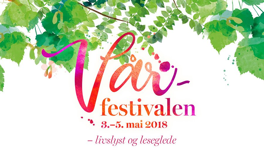 Vårfestivalen 3.-5.mai logo