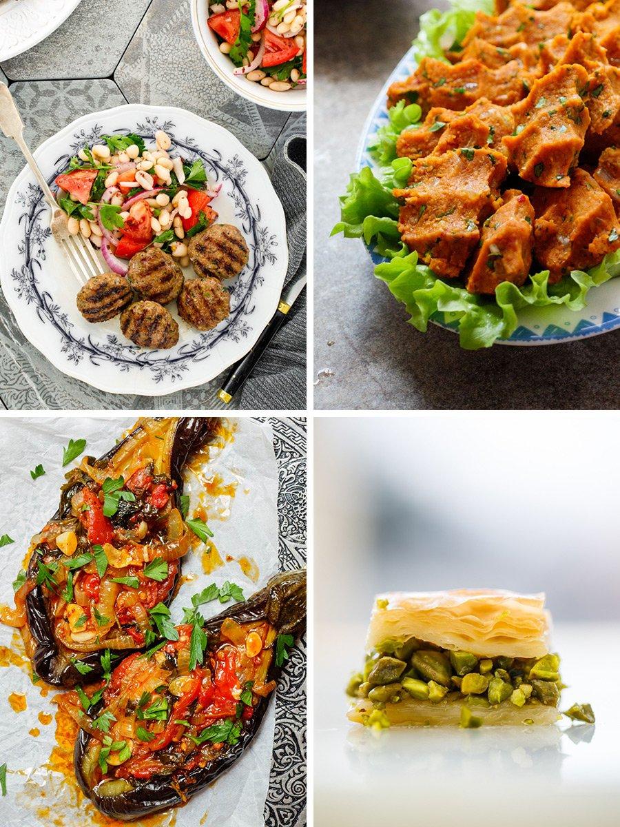 Ukemeny: Mat med lange tradisjoner - oppskrifter fra Et kjøkken i Istanbul