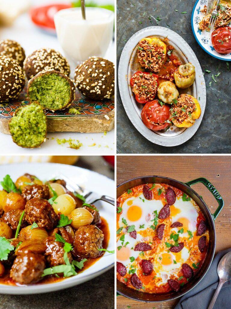 8 oppskrift fra Midtøsten du ikke vil gå glipp av fra Et kjøkken i Istanbul og Vidar Bergum