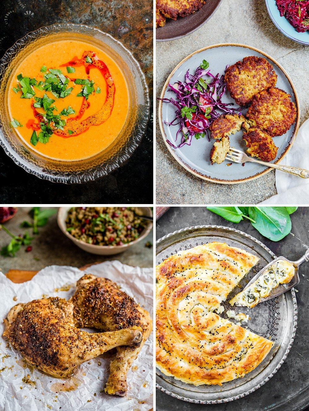Ukemeny: Høstmat - oppskrifter fra Et kjøkken i Istanbul