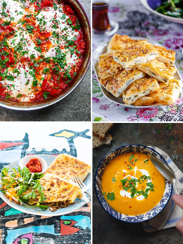 15 enkle oppskrifter for lunsj hjemme