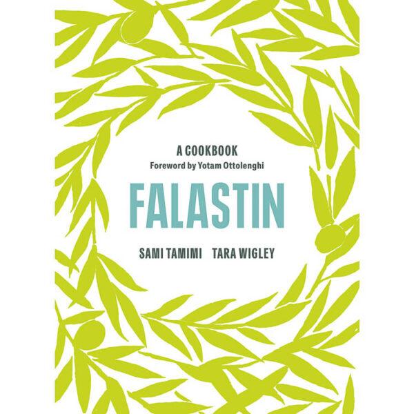 Omslag Falastin av Sami Tamimi og Tara Wigley
