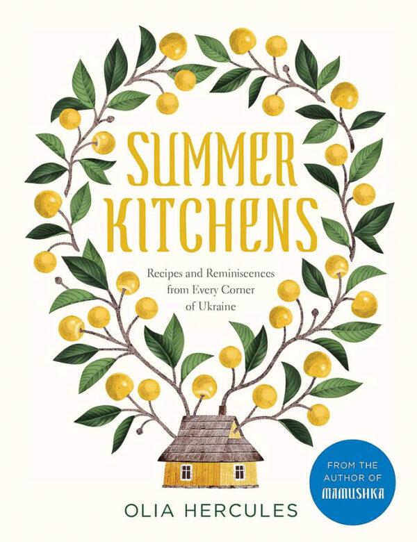 Omslag Summer kitchens av Olia Hercules