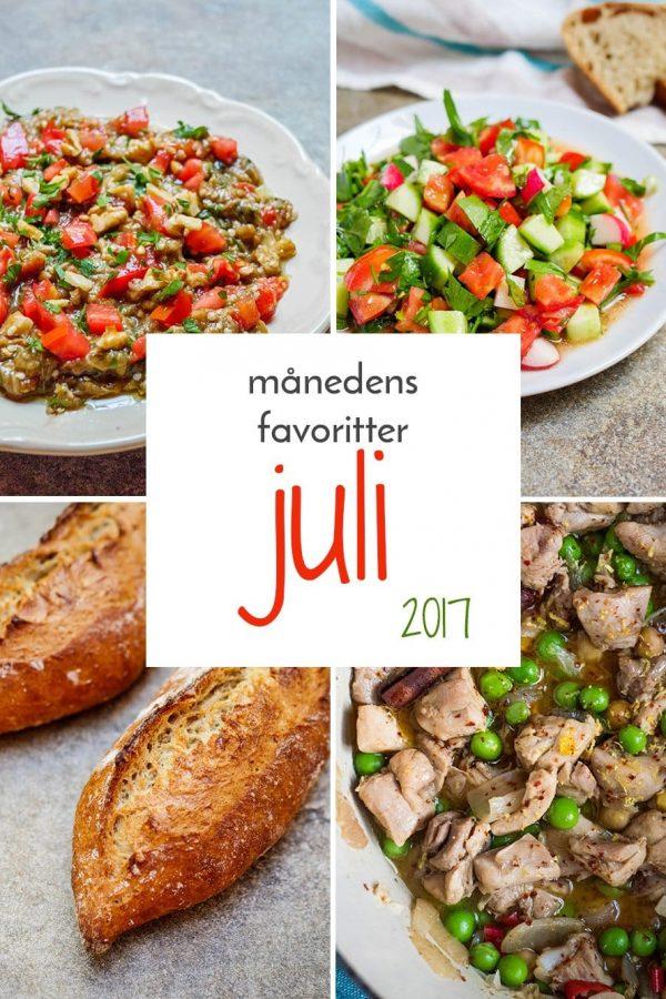 Månedens favoritter – juli 2017 / Et kjøkken i Istanbul