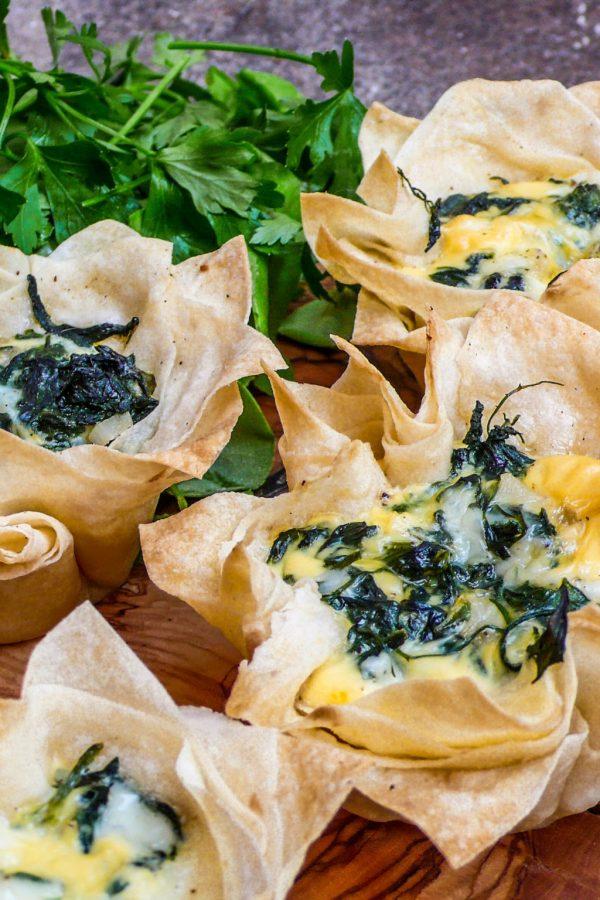 Filoquiche med mangold, urter og modnet ost (7 of 7)