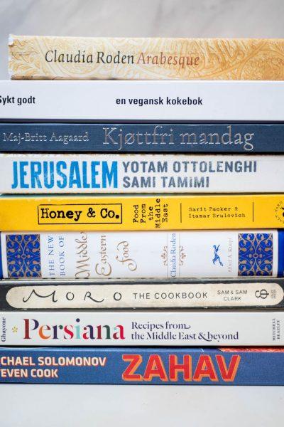 Julegavetips fra kokebokhylla / Et kjøkken i Istanbul