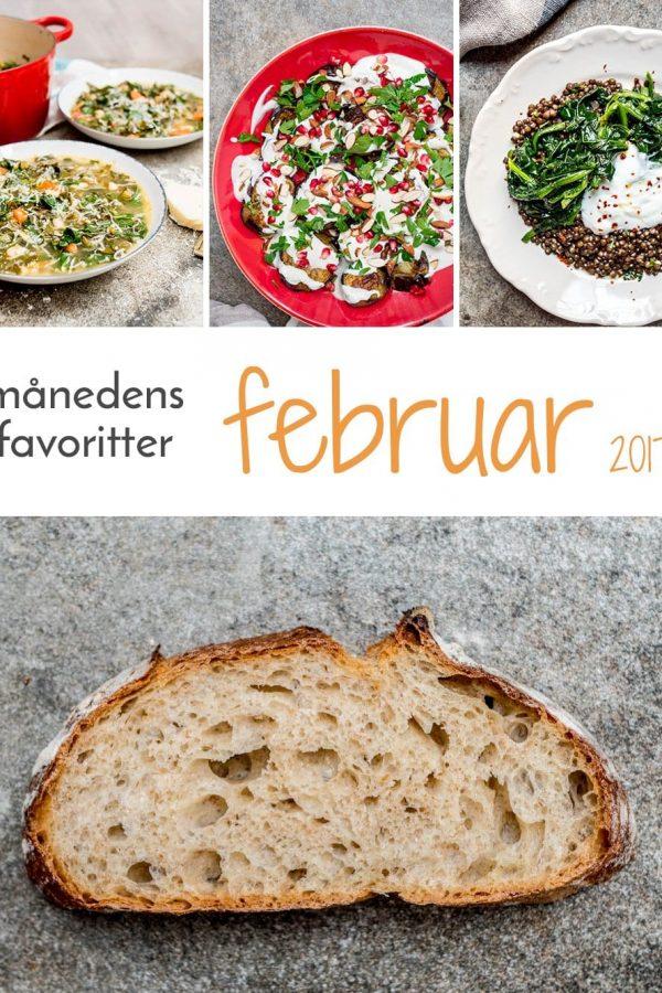 Månedens favoritter: Februar 2017 / Et kjøkken i Istanbul