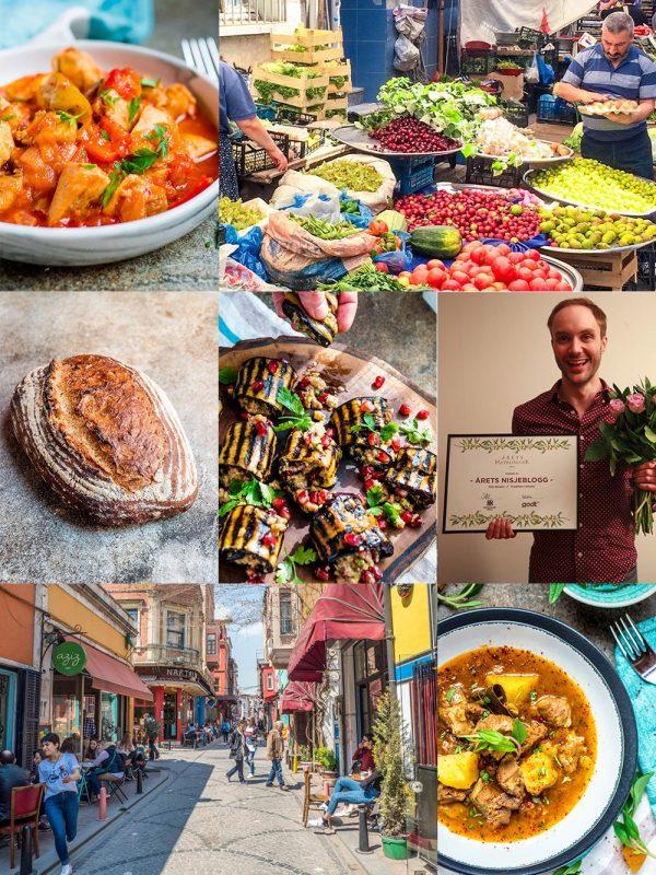 To år med Et kjøkken i Istanbul